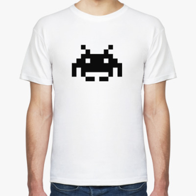 Футболка Space invaders