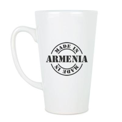 Чашка Латте Made in Armenia