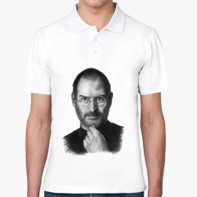 Рубашка поло Стив Джобс