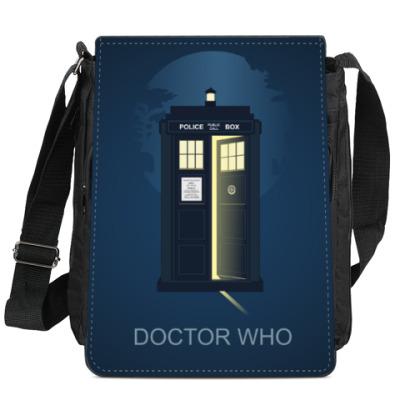 Сумка-планшет Doctor Who