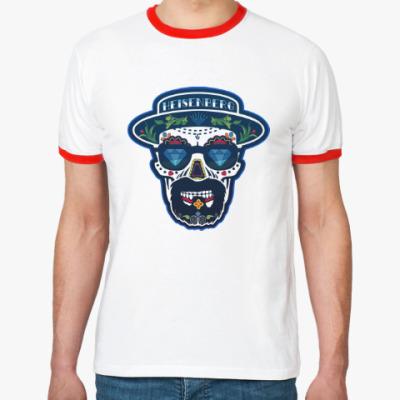 Футболка Ringer-T Color Heisenberg