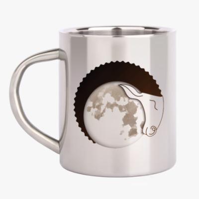 Кружка металлическая Лунный Баран