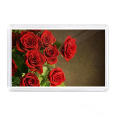 Магнит Букет роз