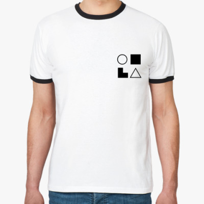 Футболка Ringer-T СЛИ (Габен)