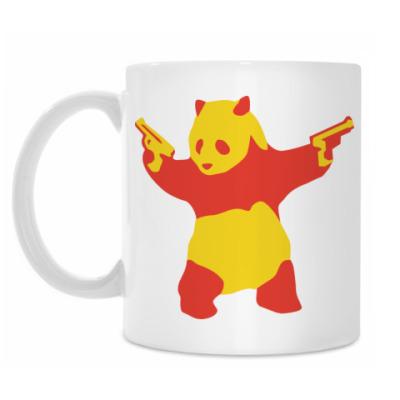 Кружка Gangsta Panda