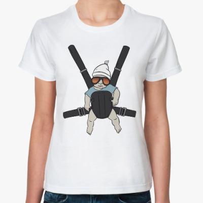 Классическая футболка Малыш (Мальчишник в Вегасе)
