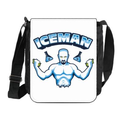 Сумка на плечо (мини-планшет) Iceman