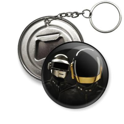 Брелок-открывашка Daft Punk