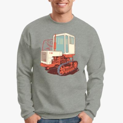 Свитшот Трактор Т70