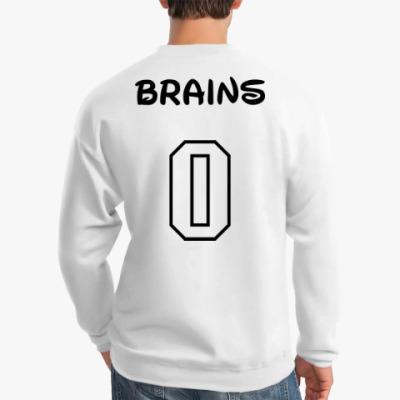 Свитшот Zero Brains