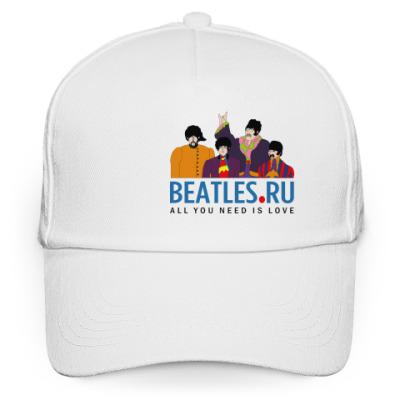 Кепка бейсболка Кепка Beatles.ru
