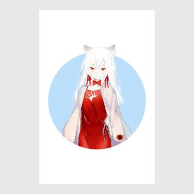 Постер Неко аниме