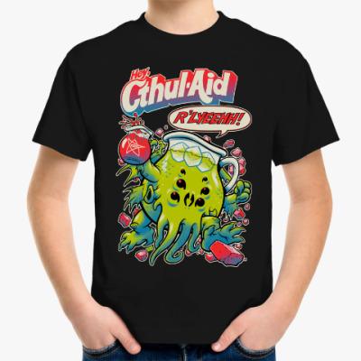 Детская футболка Ктулху Cthul-Aid