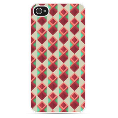 Чехол для iPhone Геометрический узор