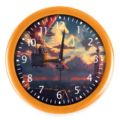 Настенные часы Часы In the sky