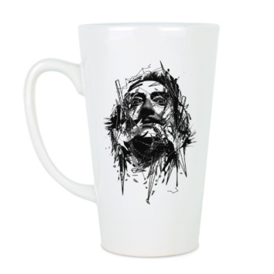 Чашка Латте Сальвадор Дали