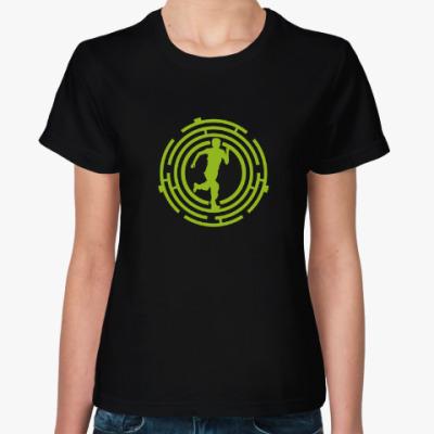 Женская футболка The Maze Runner