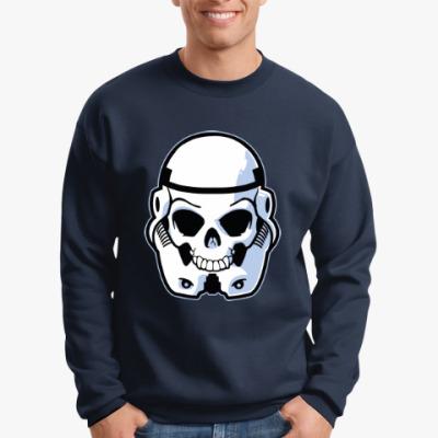 Свитшот Trooper Skull