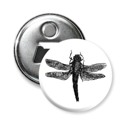 Магнит-открывашка Dragonfly