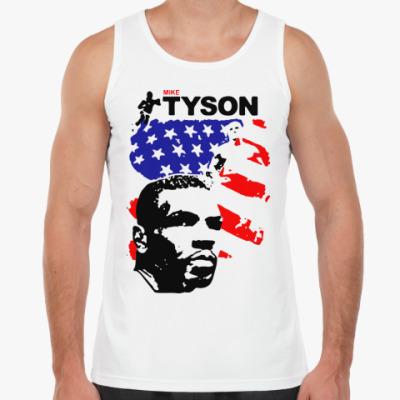 Майка Mike Tyson