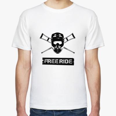 Футболка MTB Freeride