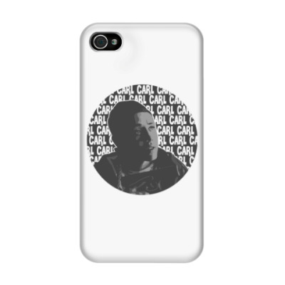 Чехол для iPhone 4/4s Карл Shameless (Бесстыжие)