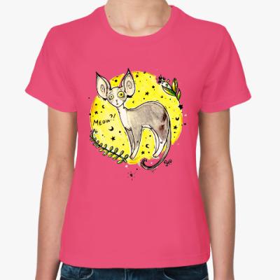Женская футболка Сури