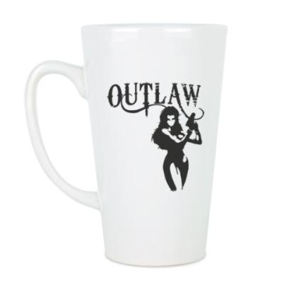 Чашка Латте Outlaw