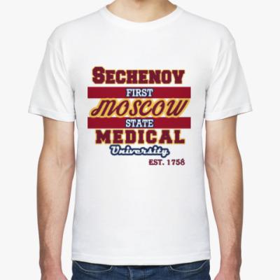 Футболка Первый Мед Сеченова