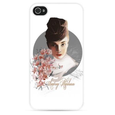 Чехол для iPhone Audrey Hepburn