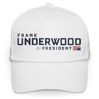 Кепка бейсболка Frank Underwood