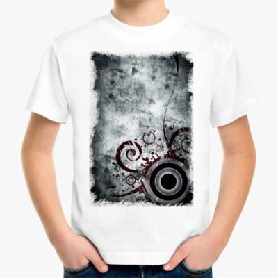Детская футболка дизайн