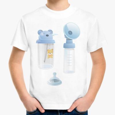 Детская футболка ''Baby's Stuff''