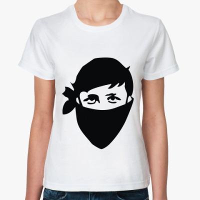 Классическая футболка Shake it