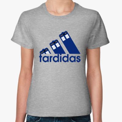 Женская футболка Tardidas