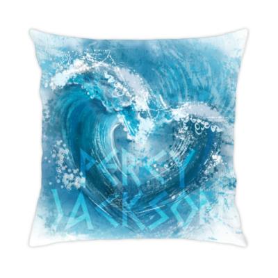 Подушка Сердце океана. Перси Джексон