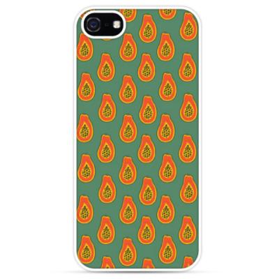Чехол для iPhone Папайя