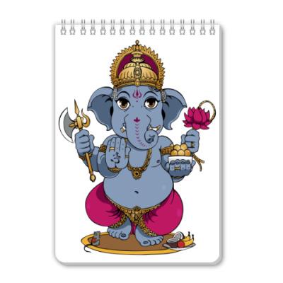 Блокнот Ganesha