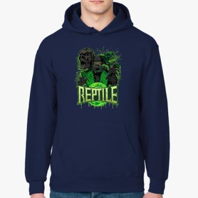 Толстовка худи Reptile