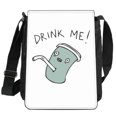 Сумка-планшет Drink