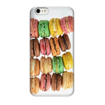 Чехол для iPhone 6/6s macarons