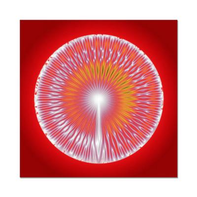 Наклейка (стикер) Калейдоскоп