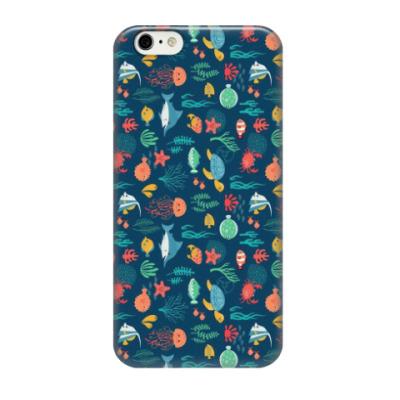 Чехол для iPhone 6/6s рыбки
