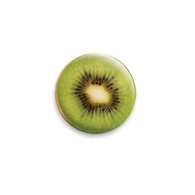Значок 25мм Kiwi juicy