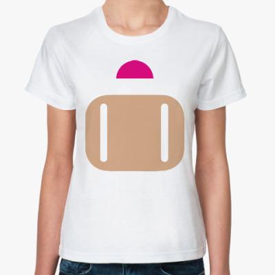 Классическая футболка Бомбермен