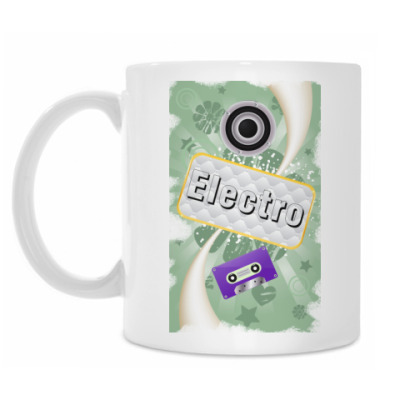 Кружка Электро