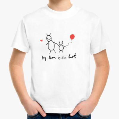 Детская футболка Жуки