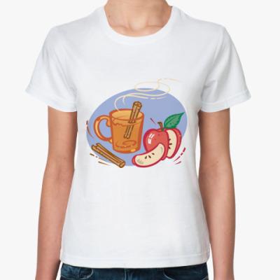Классическая футболка Глинтвейн