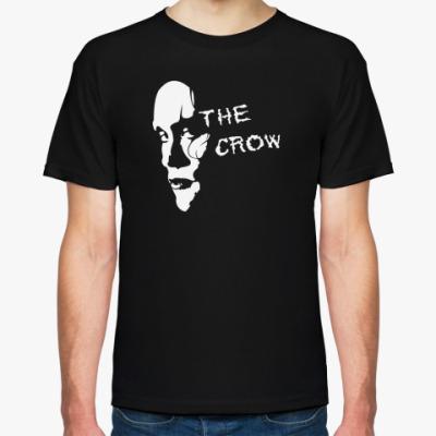 Футболка The crow