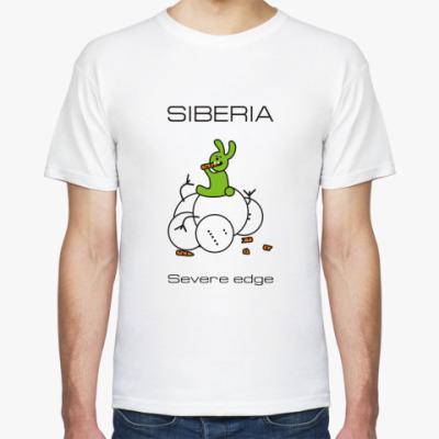 Футболка Siberia Severe Edge